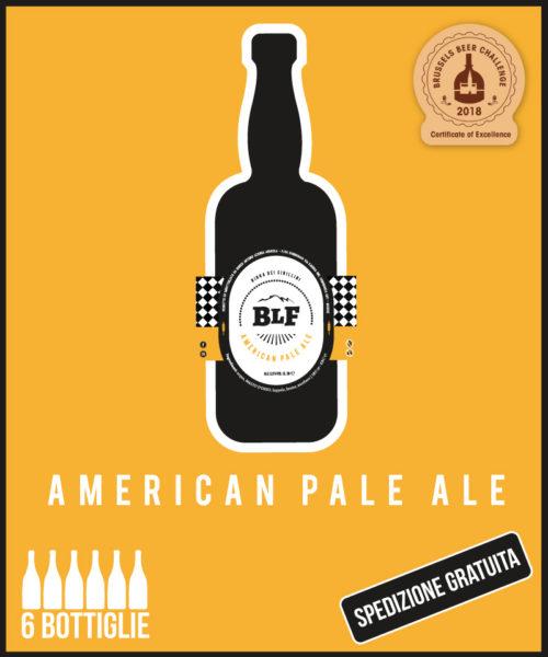 Birra BLF - American Pale Ale