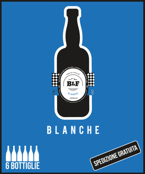 Birra BLF - Blanche