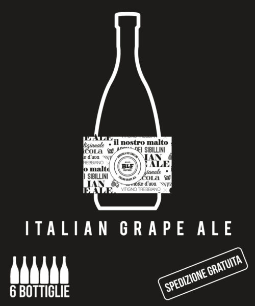 Birra BLF - Italian Grape Ale